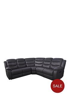 rothburynbspluxury-fauxnbspleather-manual-recliner-corner-group-sofa