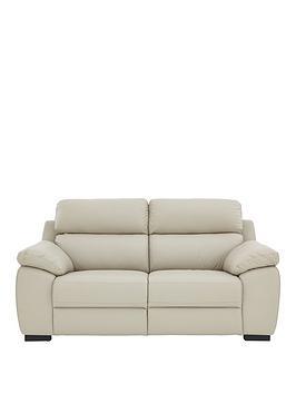 Quebec 2Seater Premium Leather Sofa