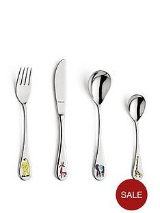 amefa-safari-kids-4pc-cutlery-set