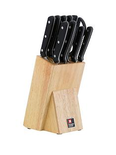 richardson-sheffield-cucina-10-piece-knife-block-set-with-3-in-1-knife-sharpener