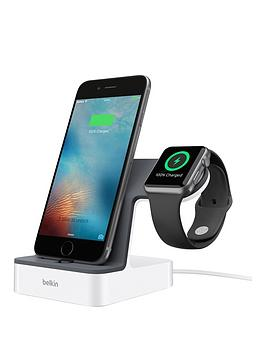 Belkin Powerhouse Charge Dock For Apple Watch  Iphone