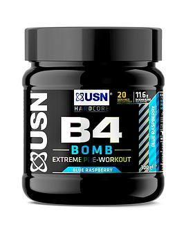 usn-b4-bomb-extreme-pre-workout-blue-raspberry