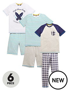 v-by-very-6-pc-surf-pj-set