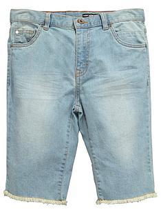 v-by-very-boys-denim-shorts-bleach-wash