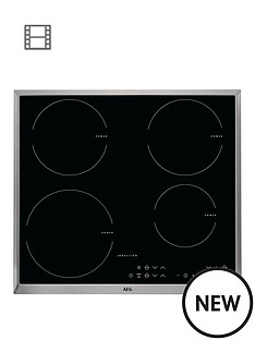 aeg-hk634200xb-60cm-wide-induction-hob-black
