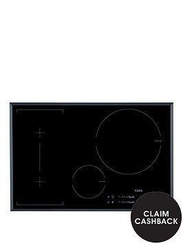 aeg-hk854320fb-78cm-wide-induction-hob-black