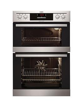 Aeg Dc4013021M 60Cm Wide Double Built In Electric Oven