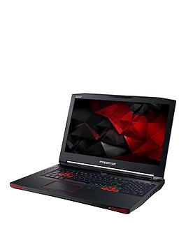 Acer Acer Predator 17 Intel&Reg Core&Trade I7 16Gb Ddr4 Ram 1Tb Hard Drive &Amp 128Gb Ssd 17.3 Inch Full Hd Gaming Laptop With 8Gb Nvidia Gtx 1070 Graphics  GSync Vr Ready  Black