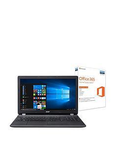 acer-aspire-es-15-intelreg-coretrade-i3-processor-6gb-ram-128gb-ssd-storage-156-inch-full-hd-laptop-includes-microsoft-office-365-homenbsp--black