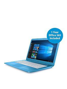 hp-stream-14-ax000na-intelreg-celeronreg-processor-4gb-ram-32gb-storage-14-inch-laptop-with-microsoft-office-365-personal-blue