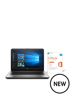 hp-14--an016na-amd-a6-processor-8gb-ram-1tb-hard-drive-14in-laptop-with-optional-microsoft-office-365-home-ndash-white