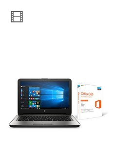 hp-14-an016na-amd-a6-processor-8gb-ram-1tb-hard-drive-14-inch-laptop-with-optional-microsoft-office-365-home-ndash-white