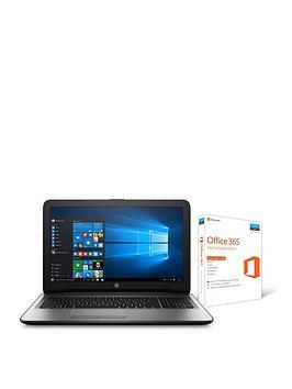 hp-15-ba044na-amd-a9-processor-8gb-ram-1tb-hard-drive-156-inch-laptop-with-optional-microsoft-office-365-home-silver