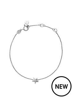 links-of-london-links-of-london-sterling-silver-diamond-set-star-bracelet