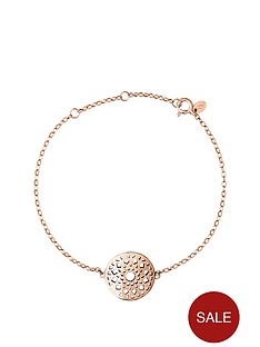 links-of-london-links-of-london-sterling-silver-rose-gold-plate-timeless-bracelet