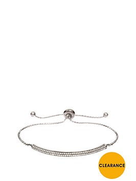 folli-follie-folli-follie-sterling-silver-cubic-zirconia-sparkle-ball-toggle-bracelet
