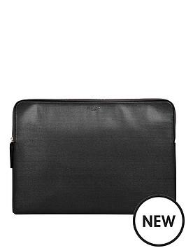 knomo-embossed-15039039-laptop-sleeve-black