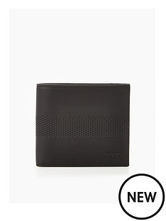 hugo-boss-embossed-leather-wallet