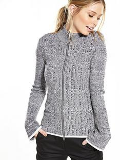 v-by-very-zip-up-flare-tipped-cuff-cardigan