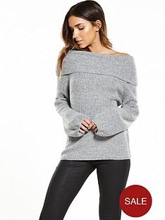 vero-moda-midanbspjumper-grey