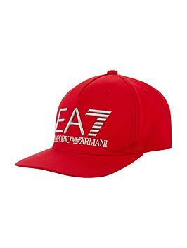 Emporio Armani Ea7 Ea7 Visibility Logo Cap