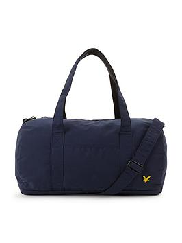 Lyle & Scott Lyle &Amp Scott Barrel Bag