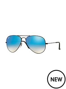 ray-ban-rayban-mirror-lense-aviator-sunglasses