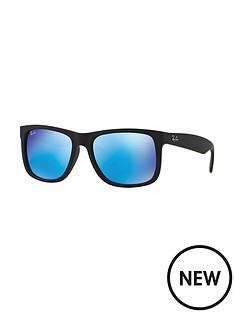 ray-ban-rayban-mirror-lense-justin-sunglasses