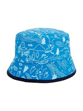 The North Face The North Face Older Boys Sun Stash Reversible Hat