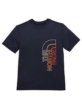 The North Face The North Face Older Boys Short Sleeve Reaxion TShirt