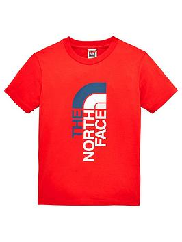The North Face The North Face Older Boys Short Sleeve Ascent TShirt