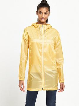 The North Face Cagoule Light Parka  Yellow