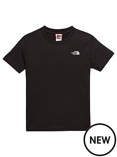 the-north-face-the-north-face-older-boys-short-sleeve-dome-t-shirt