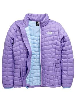 The North Face The North Face Older Girls Thermoball Full Zip Jacket