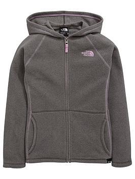 The North Face The North Face Older Girls Glacier Full Zip Hoody