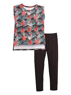 v-by-very-printed-step-hem-and-legging-set