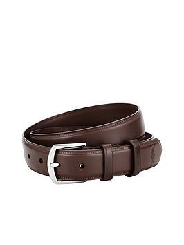 Ralph Lauren Double Keeper Leather Belt