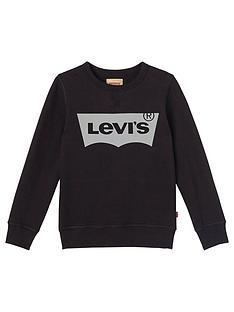 levis-boys-logo-crew-neck-sweat-top