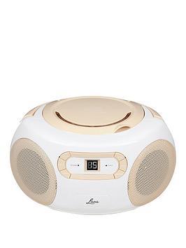lava-boombox-cd-player-with-fm-radio--cream