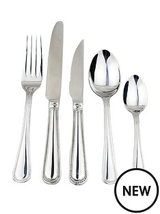 beaded-30-piece-cutlery-set