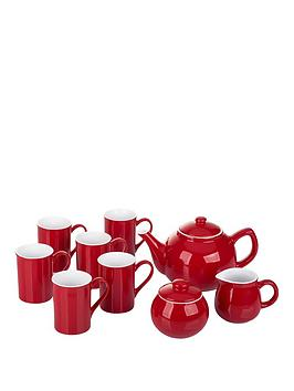 two-tone-9-piece-tea-set