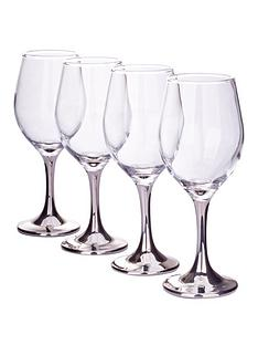 platinum-stem-wine-glasses-set-of-4