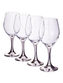 platinum-stem-wine-glasses-set-of-4