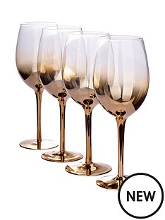 gold-ombre-wine-glasses-set-of-4