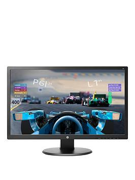 Hp Gaming 24O 24 Inch Gaming Monitor 169 Full Hd 60Hz 2Ms Response Tn Hdmi  Black