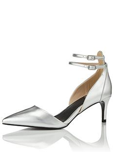 miss-selfridge-silver-mid-heel-shoe