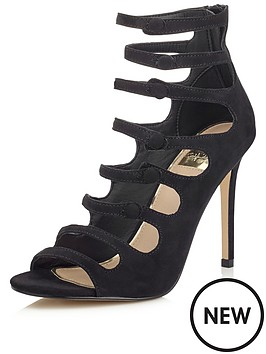 miss-selfridge-multi-strap-peep-toe-sandal-black