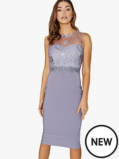 little-mistress-little-mistress-grey-lace-and-embroidered-midi-dress