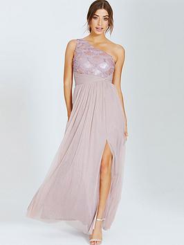 little-mistress-sequin-one-shoulder-maxi-dress-mink