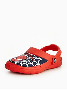 spiderman-clog